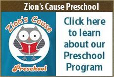 Zion's Cause Baptist Church Preschool